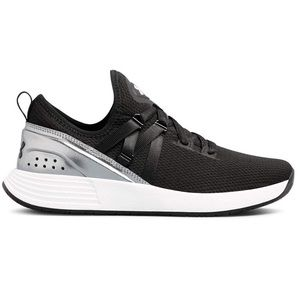 Under Armour Black Breathe Sneakers